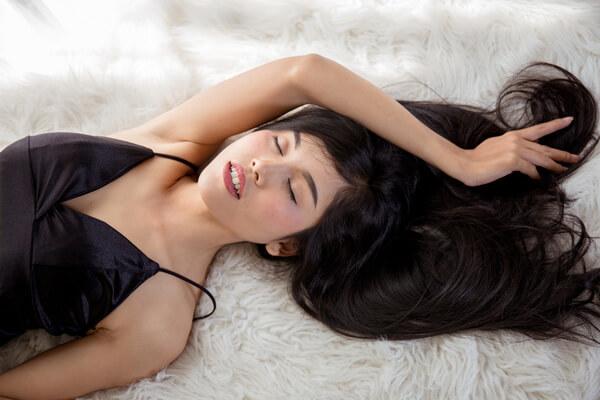 腕枕 ソフレ 添い寝 リラックス 癒し